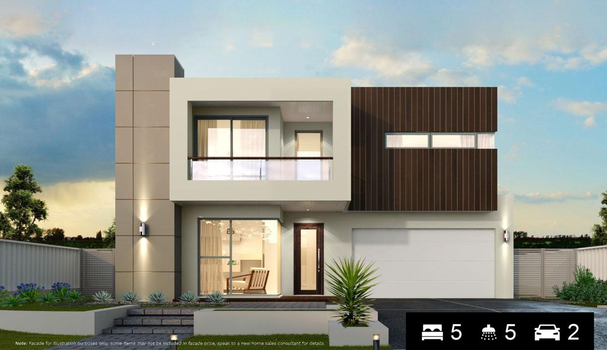 Hemisphere 53 – Fowler Homes – Lot 169