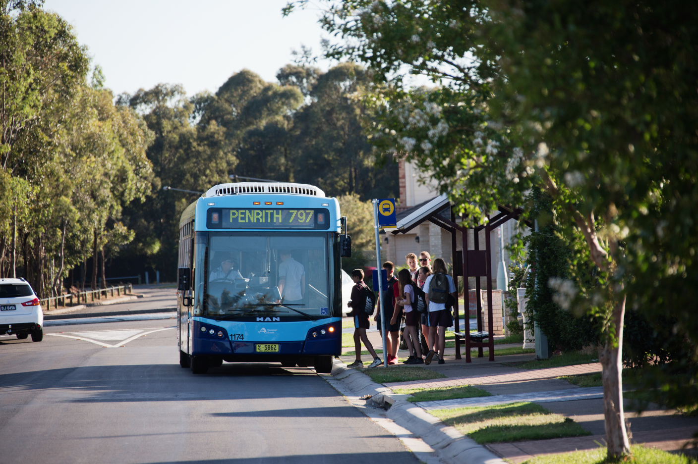 Bus - Mulgoa Sanctuary